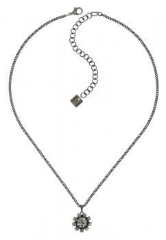 Konplott Halskette MyRouge Grau hängend klein