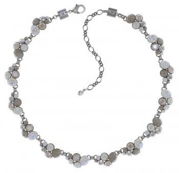 Konplott Halskette Petit Glamour Stone White