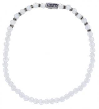 Konplott Armband Petit Glamour d´Afrique weiß